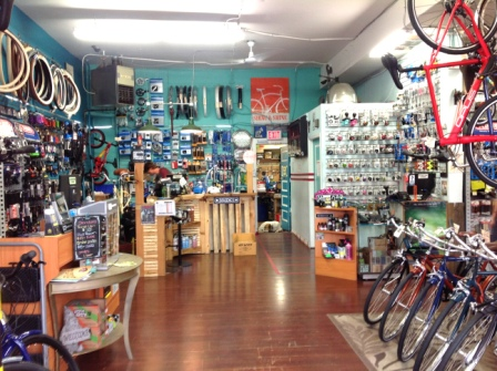 denman bike shop main 10th vancouver canada