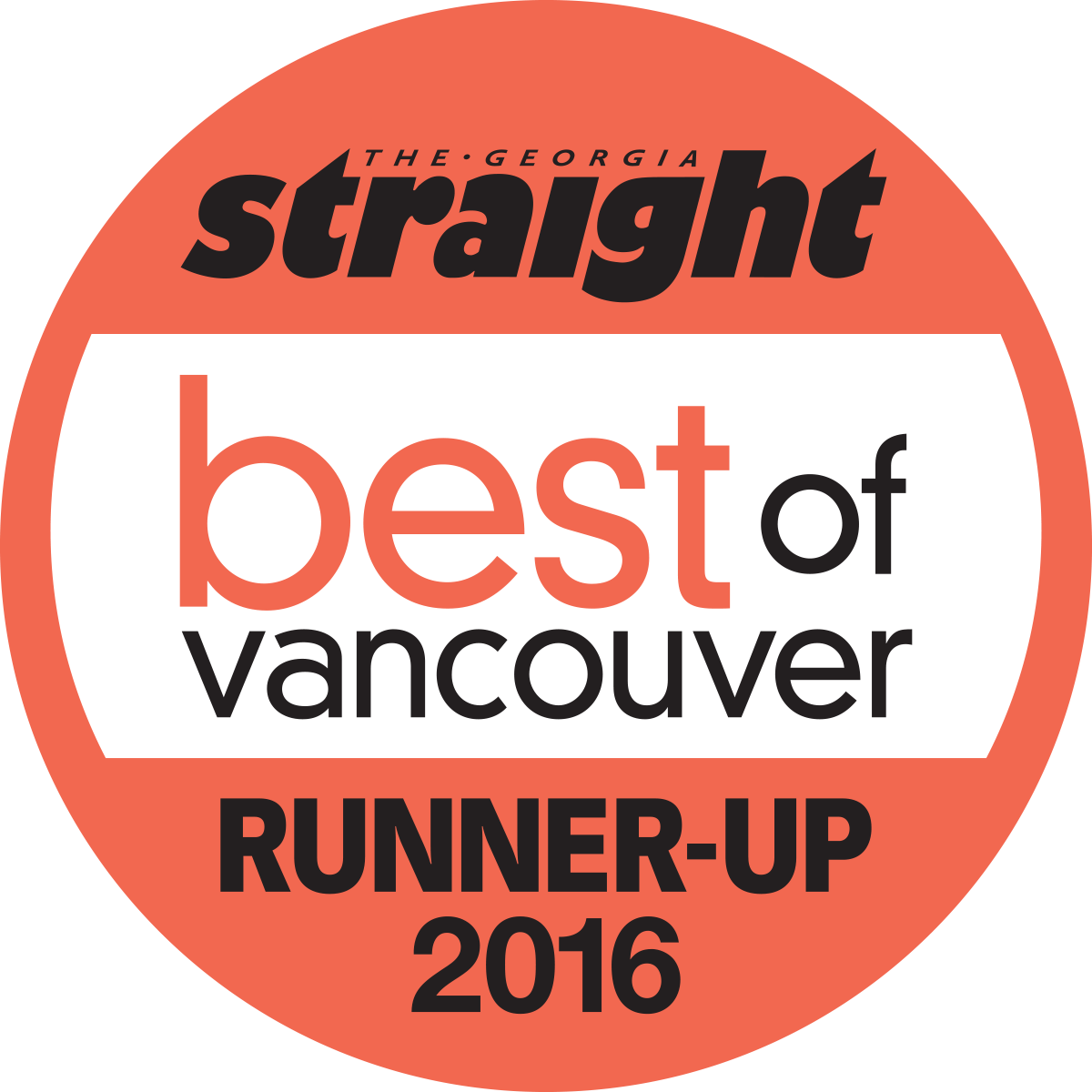 Best Local Bike Shop in Best of Vancouver in the Georgia Straight!