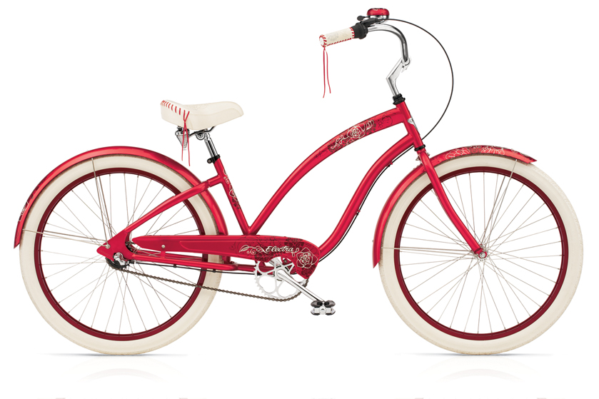 Electra Women's Bikes 3 Speed Electra Beach Cruisers
