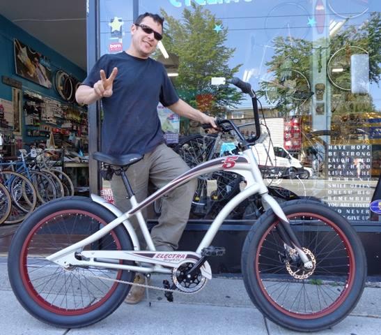 Denman Bikes Electra Fast Five