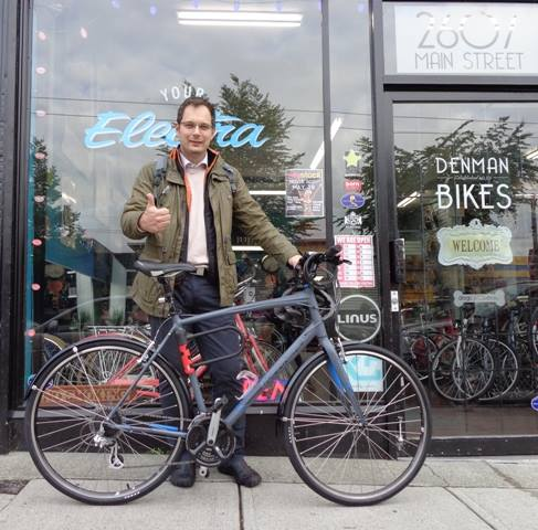 Denman Bike Shop Louis Garneau