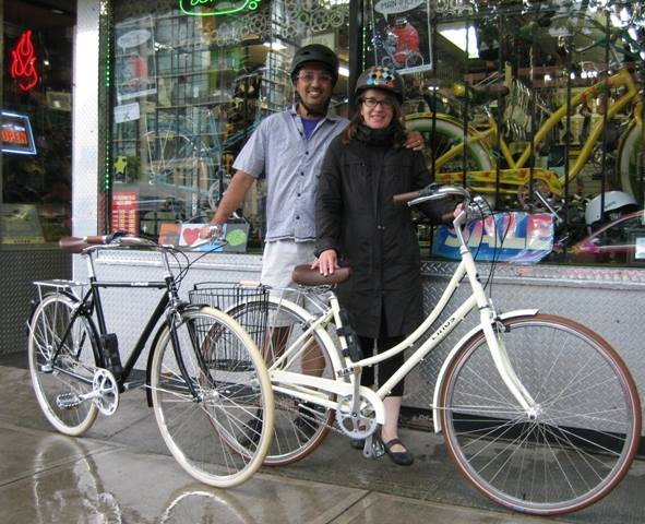 Denman Bikes Linus Dutchi