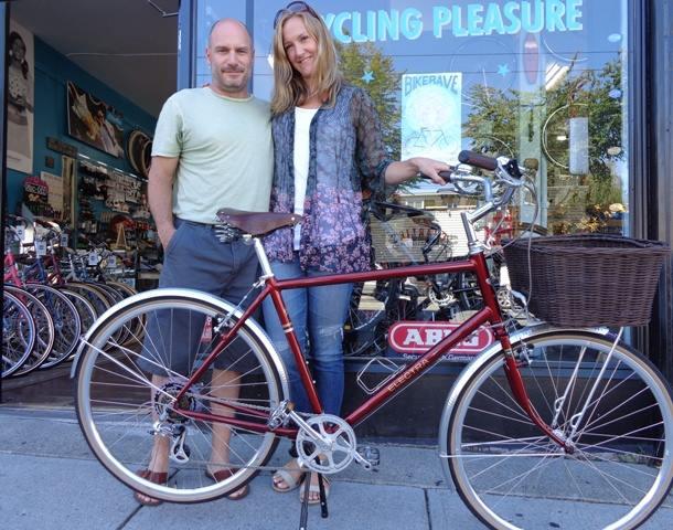 Denman Bikes Electra Ticino