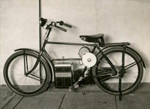 E-bike 1932 (by Philips & Simplex)